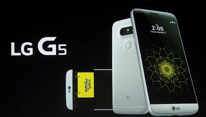 Điện thoại LG G5 chính thức xuất xưởng đến Việt Nam