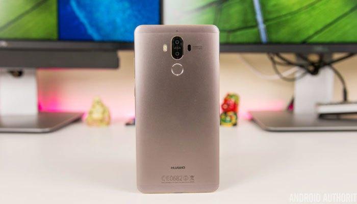 """Huawei Mate 9 là chiếc điện thoại pin trâu cùng màn hình """"cực khủng"""""""