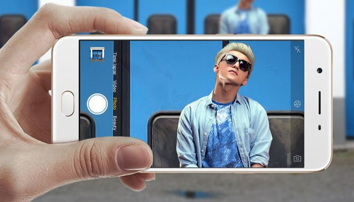 Điện thoại OPPO F1s lại được coi là sản phẩm flagship của OPPO