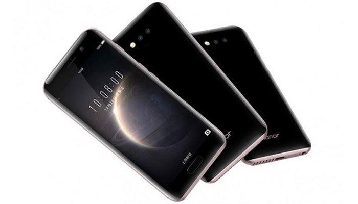 Điện thoại mới của Huawei có tên Honor Magic