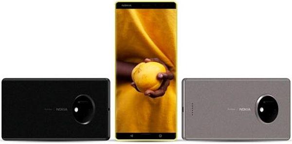 Fan Nokia vô cùng thích thú trước concept dòng Lumia trong Nokia 10