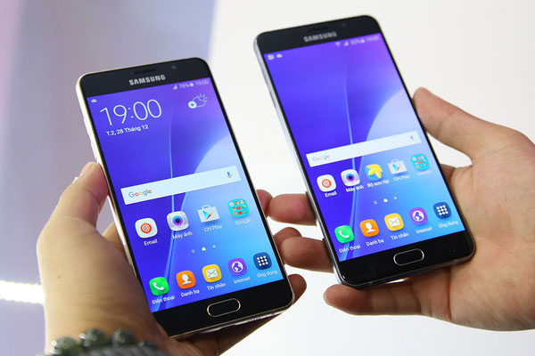 Dự kiến điện thoại Galaxy A5 và A7 (2018) sẽ được trang bịBluetooth 5.0