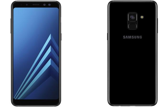 Bộ đôi Galaxy A8 và A8+ (2018) sẽ được trang bị màn hình vô cực
