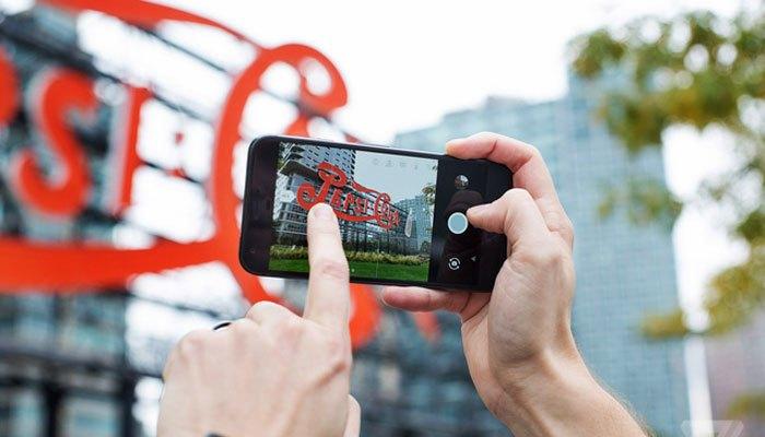 Điện thoại Google Pixel có camera ấn tượng