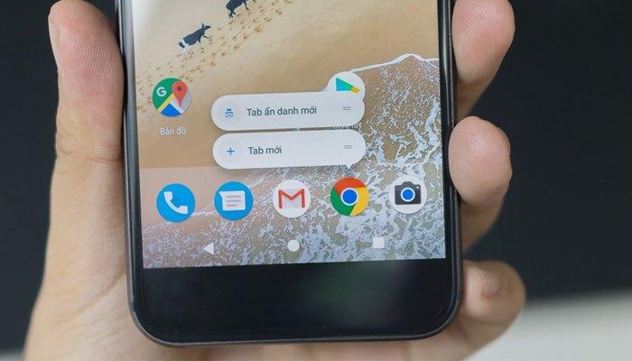 Điện thoại Google Pixel có cấu hình ổn