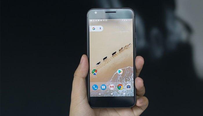 Điện thoại Google Pixel đã về Việt Nam
