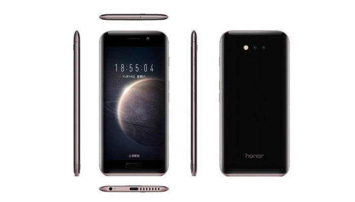 Camera kép của điện thoại Honor Magic cho khả năng chụp ảnh lung linh