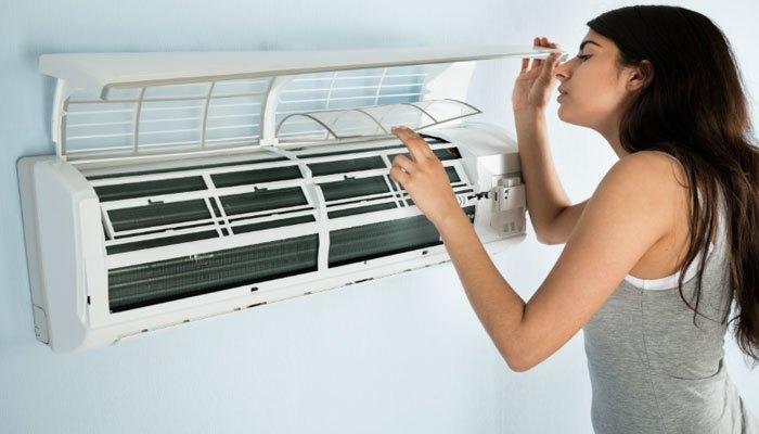 Sau khi đóng máy lại hãy để máy lạnh yên ít nhát nửa giờ