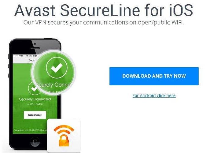 Avast Secureline VPN cung cấp cho bạn dịch vụ VNP riêng tư và antivirus