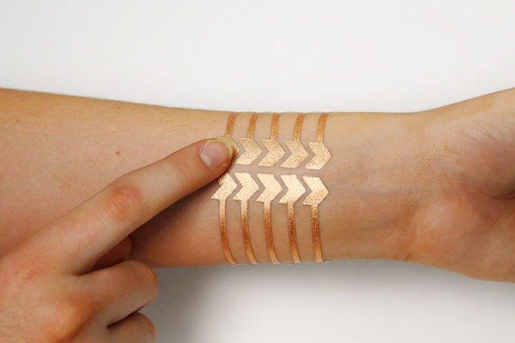 Công nghệ DouSkin tiết kiệm và đơn giản hơn so với Skinput