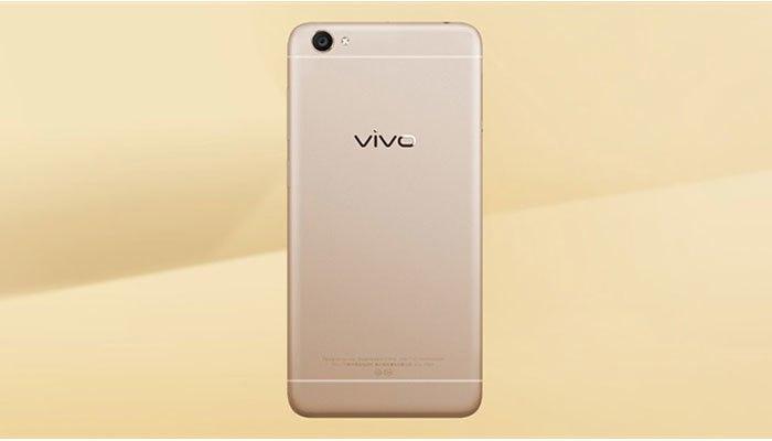 Điện thoại Vivo Y55 thiết kế siêu mỏng