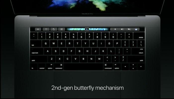 Bàn di Fore Touch sở hữu kích thước gấp đôi MacBook Pro