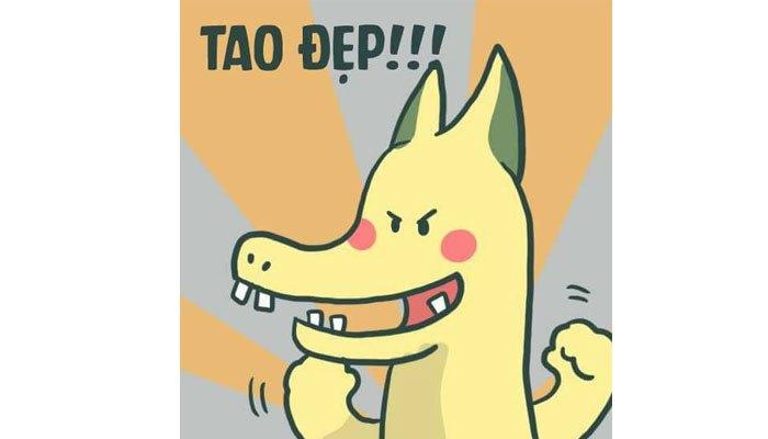 Chú Rồng Pikachu trên mạng xã hội