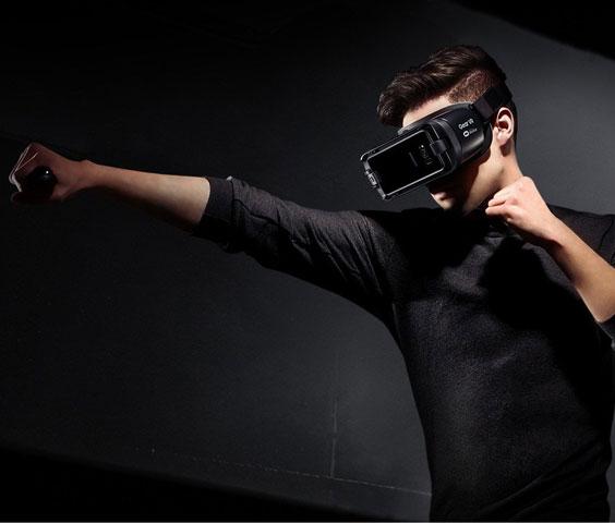 Galaxy S8/S8+ vàkính thực tế ảo Gear VR - sự kết hợp hoàn hảo