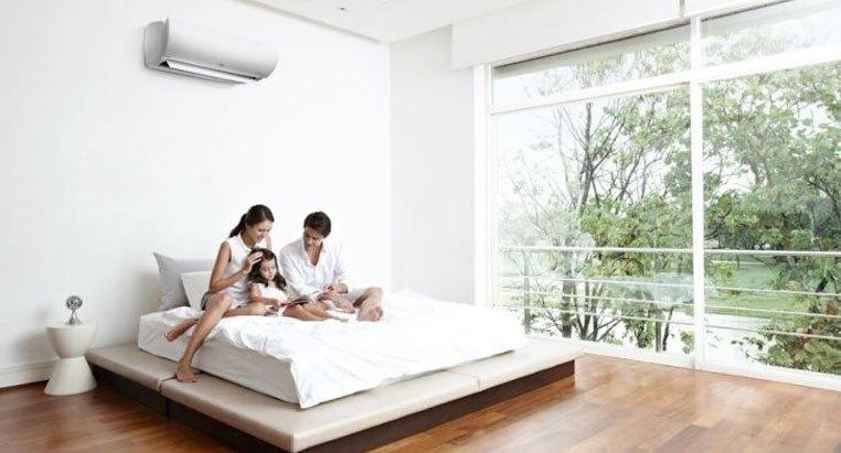 Máy lạnh Non-inverter không được đánh giá cao trong việc tiết kiệm điện năng