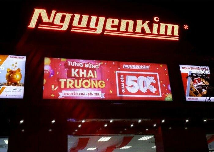 Nguyễn Kim Bến Tre lên đèn nổi bật