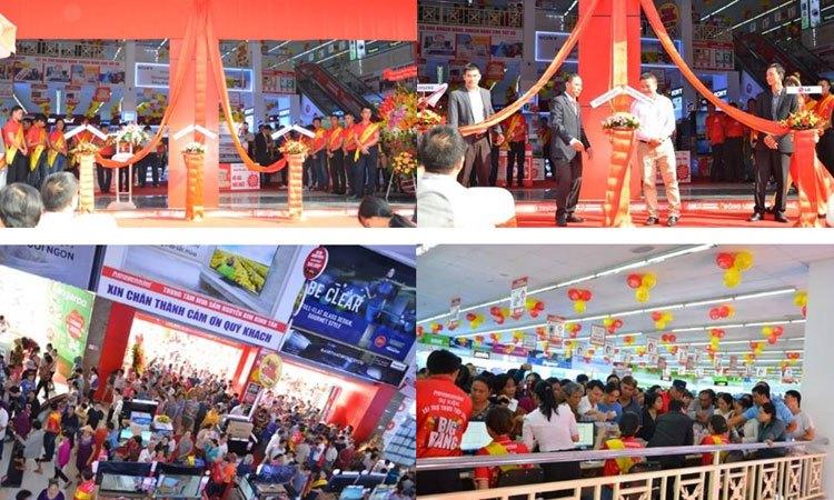 Trung tâm mua sắm Nguyễn Kim Bình Tân được thành lập
