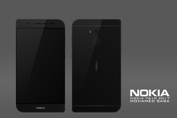 Bạn có muốn sở hữu mẫu điện thoại Nokia 7610 mới này?