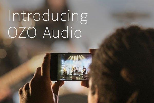 OZO 360 độ trên Nokia 8 mang đến cho bạn âm thanh chất lượng sống động