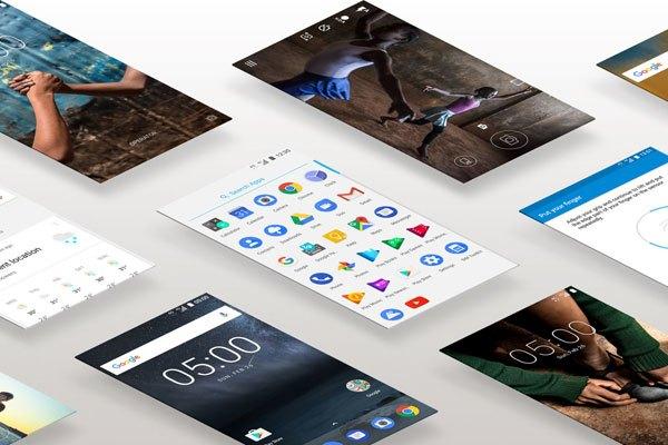 Điệ thoại Nokia 6 sở hữu hệ điều hành Android ổn định, cài sẵn các ứng dụng của Google