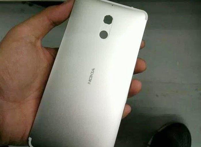 Hình ảnh được cho là chiếc điện thoại Nokia sắp cho ra mắt