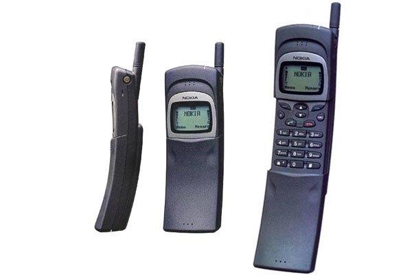 Điện thoại Nokia 8110 hướng đến đối tượng doanh nhân