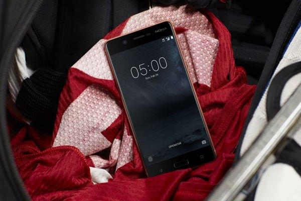 Thiết kế thời thượng cùng cấu hình ổn định giúp điện thoại Nokia 5 nhanh chóng thu hút sự quan tâm của người hâm mộ