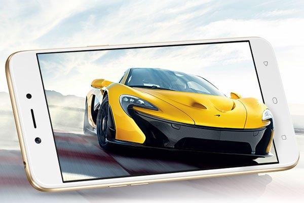 Màn hình điện thoại OPPO A71 sắc nét mang đến trải nghiệm giải trí tối ưu cho người dùng