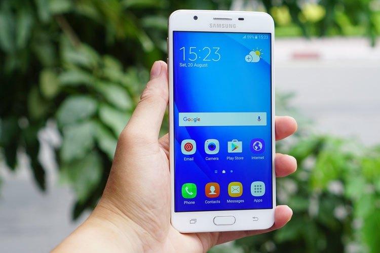 Điện thoại Samsung Galaxy J7 Prime dự kiến ra mắt vào tháng 9