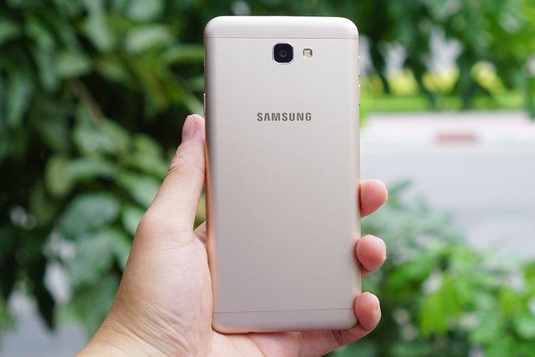 Điện thoại Samsung Galaxy J7 Prime sẽ sử dụng chất liệu kim loại thay cho nhựa