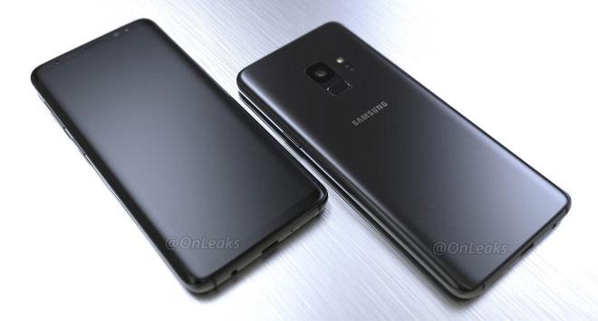 """Nhìn chung về ngoại hình Galaxy S9 sẽ giống """"đàn anh"""" S8"""