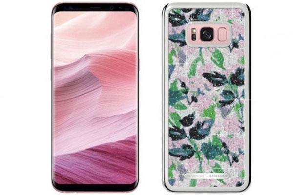 SMARTgirl Limited Edition Galaxy S8+ có 1 chiếc case đẹp lung linh mà chắc hẳn cô nàng nào cũng mê