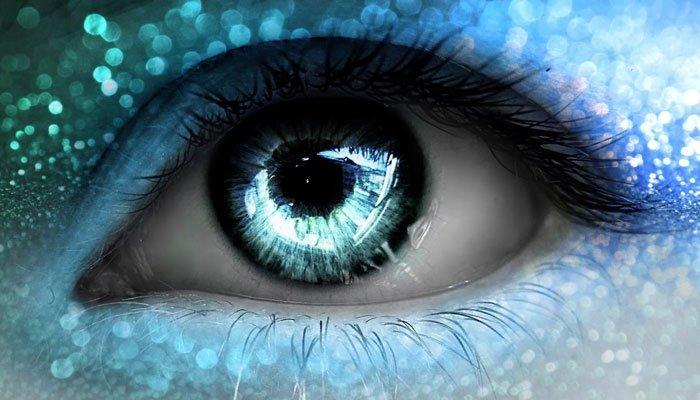 Công nghệ nhận diện mống mắt trên điện thoại Galaxy S8 có thể cho đến 400 điểm nhận dạng từ đôi mắt người dùng