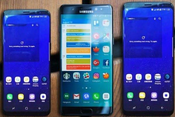 """Điện thoại Galaxy S8 và S8 Plus đã đạt chứng nhận FCC cùng cấu hình """"khủng"""""""