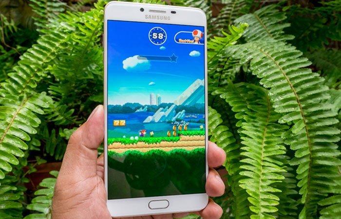 Điện thoại Galaxy C9 Pro nhận được sự đón nhận mạnh mẽ của các tín đồ công nghệ nhờ cấu hình mạnh mẽ