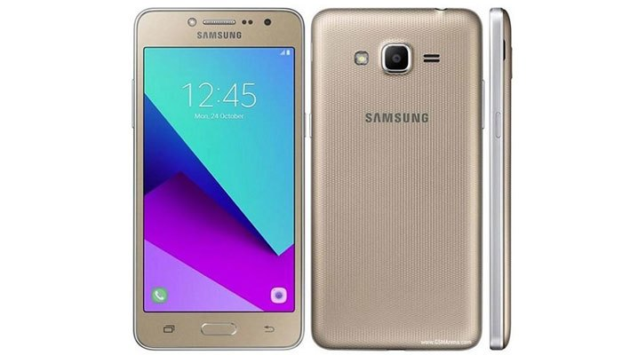 Điện thoại Galaxy J2 Prime mang đến cảm giác tinh tế, thanh lịch