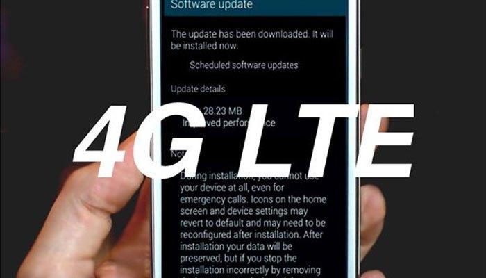 Điện thoại Galaxy J2 Prime được trang bị kết nối 4G