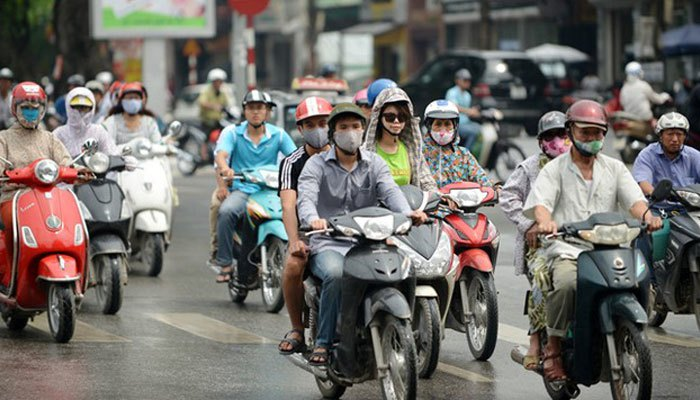 Dòng người Sài Gòn được bắt trọn qua điện thoại Galaxy S7 edge
