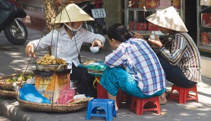 Hàng quán Sài Gòn qua điện thoại Galaxy S7 edge