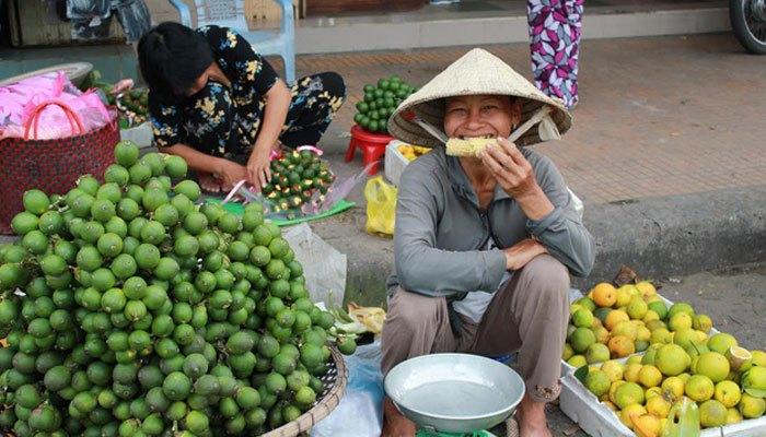 Nụ cười Sài Gòn qua điện thoại Galaxy S7 edge