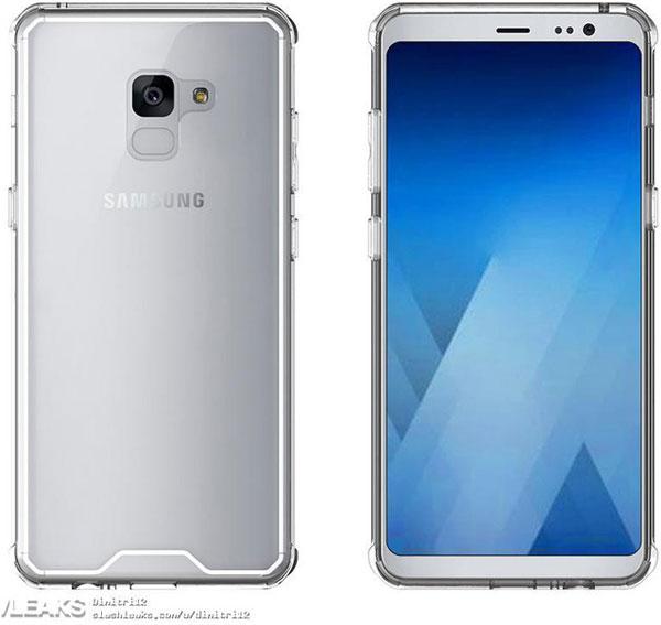 Galaxy A7 cũng có màn hình Infinity Display