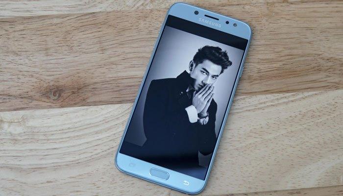 Thuộc phân khúc tầm trung nhưng Galaxy J7 Pro thừa hưởng nhiều tính năng của điện thoại Samsung cao cấp