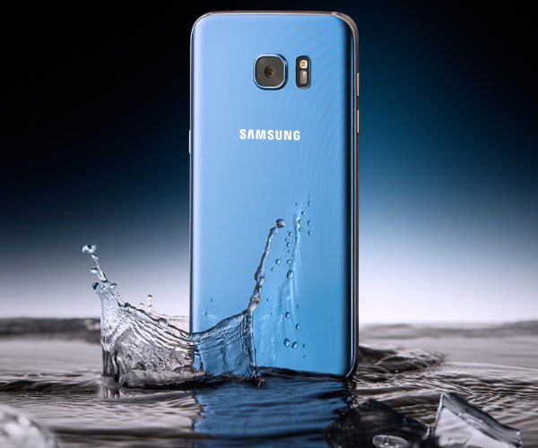 Điện thoại Galaxy S7 edge Xanh Coral tiếp tục khẳng định vị thế
