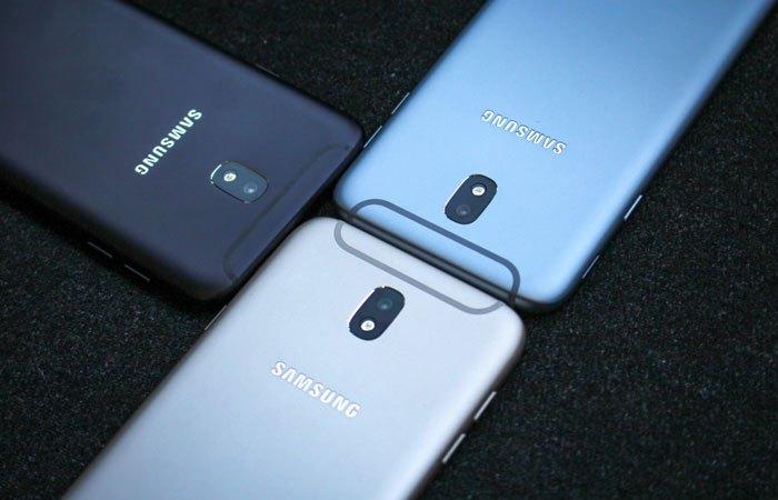 Nhiều tính năng của điện thoại cao cấp sẽ được trang bị trên Galaxy J7 Pro