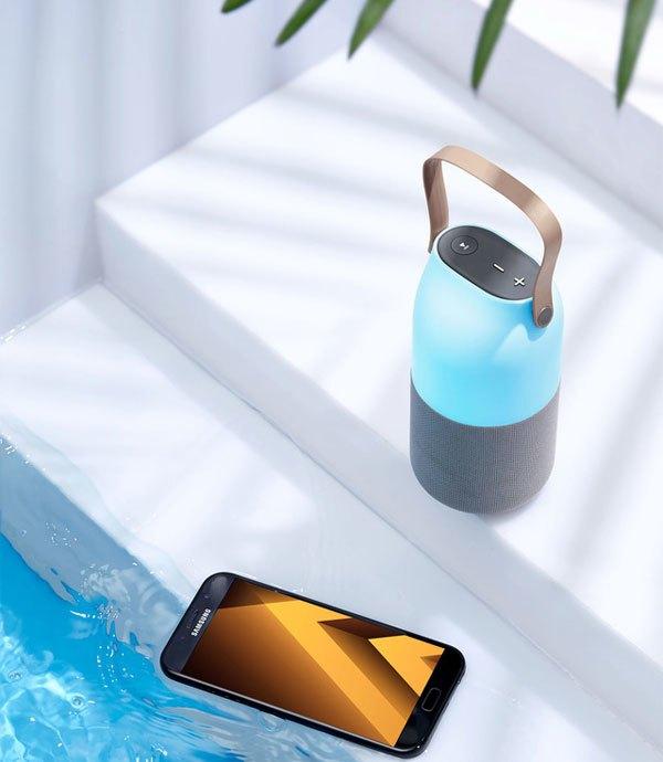 Loa Samsung Bluetooth là quà tặng kèm khi đặt mua trước Samsung Galaxy A5 2017 hoặc Galaxy A7 2017