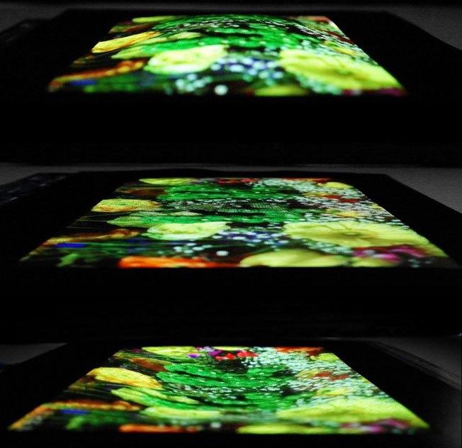 Mẫu màn hình OLED mới của Samsung
