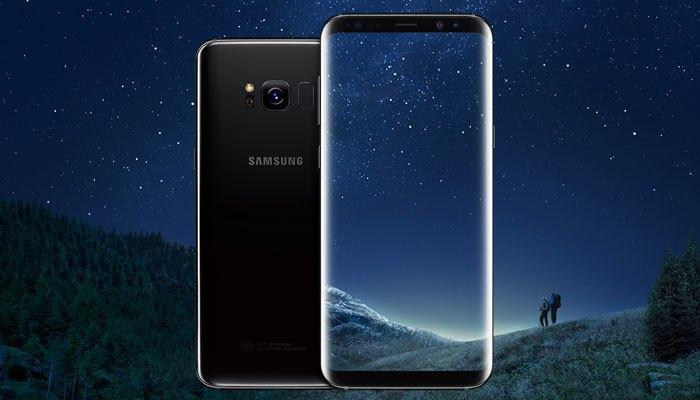 Camera điện thoại Galaxy S8 vẫn giữ 12MP