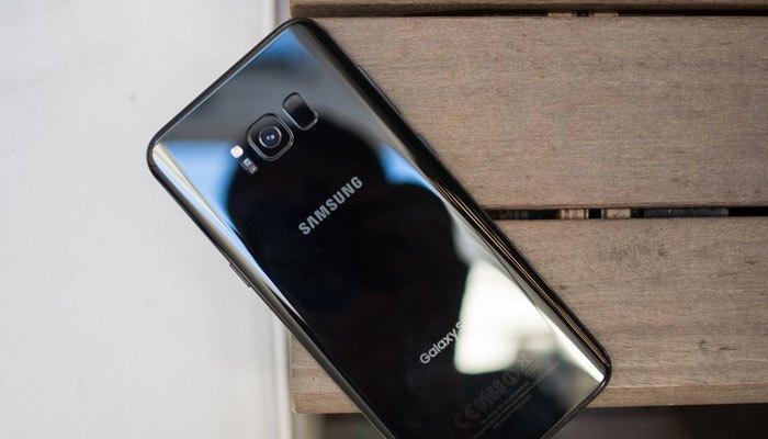 Camera điện thoại Galaxy S8 được đánh giá cao