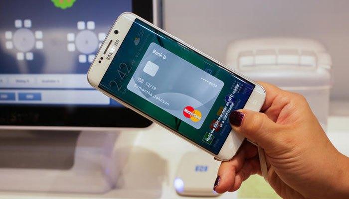Samsung Pay dễ dàng sử dụng