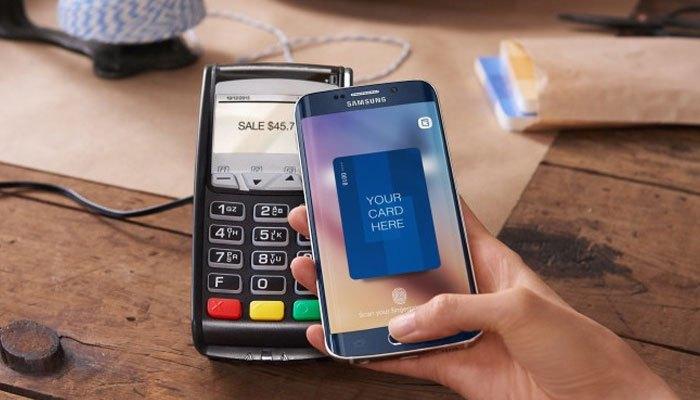 Samsung Pay đem lại độ an toàn cao